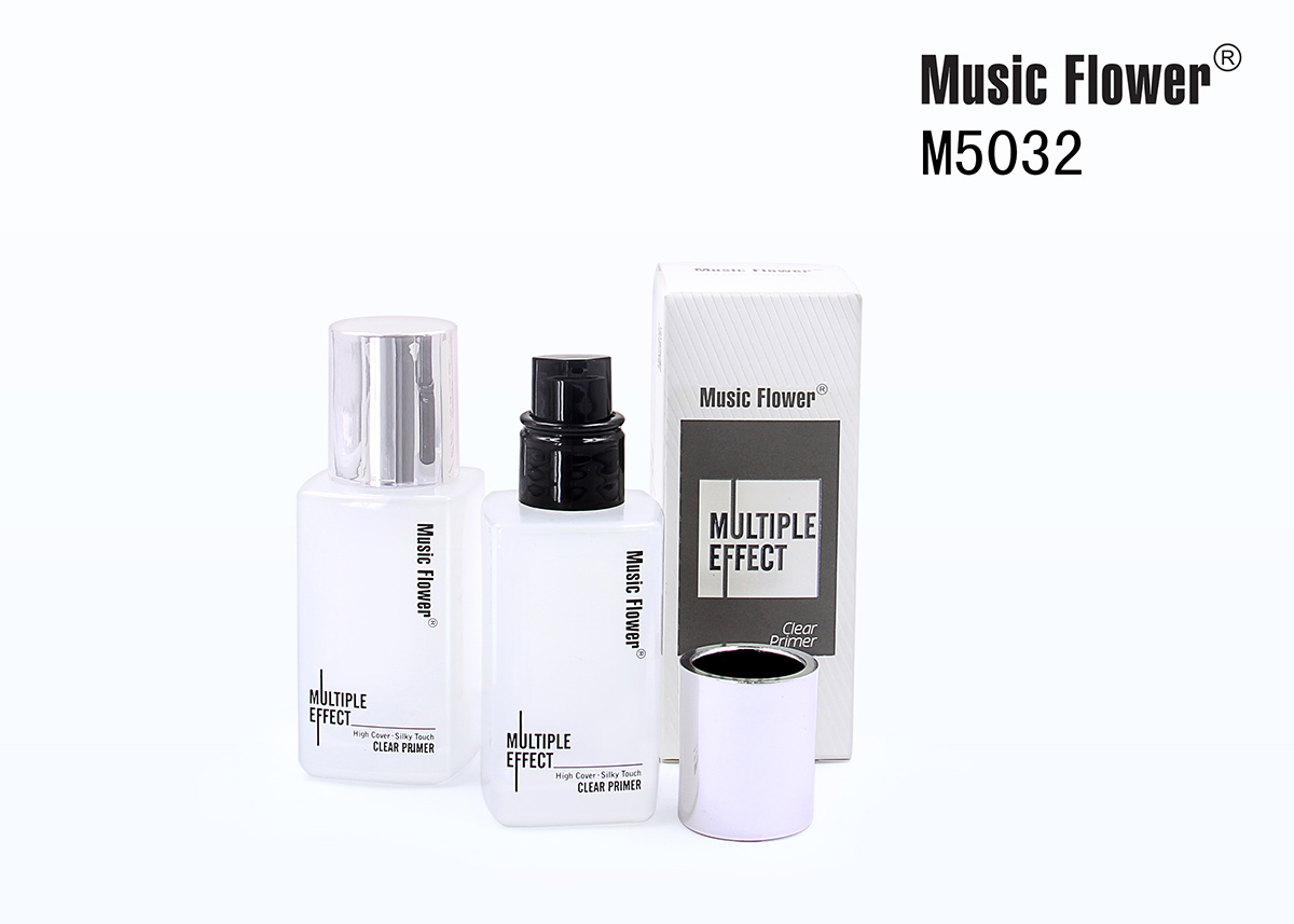 MUSIC FLOWER  CLEAR PRIMER  M5032