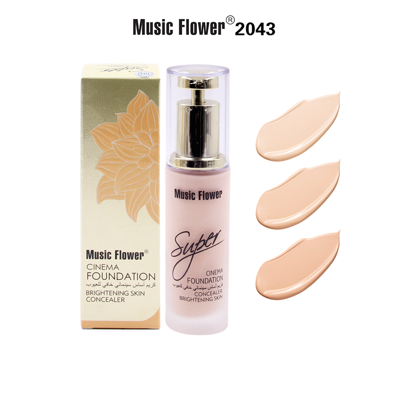 MUSIC FLOWER FOUNDATION CREAM M2043