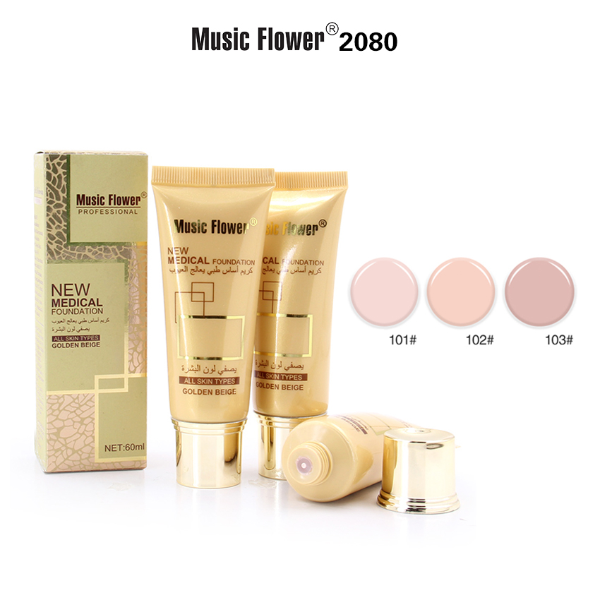 MUSIC FLOWER FOUNDATION CREAM M2080