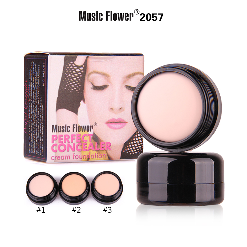 MUSIC FLOWER FOUNDATION CREAM M2057