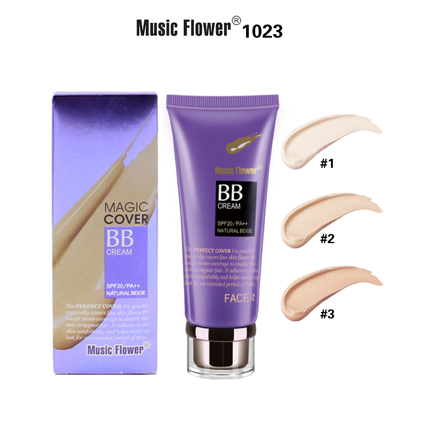 MUSCI FLOWER BB CREAM M1023