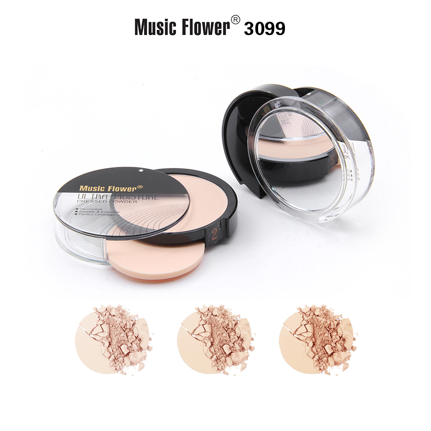 MUSIC FLOWER COMPACT POWDER M3099
