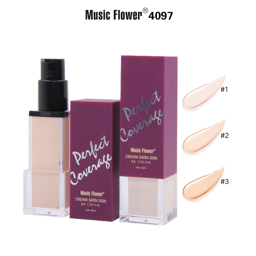 MUSIC FLOWER FOUNDATION M4097