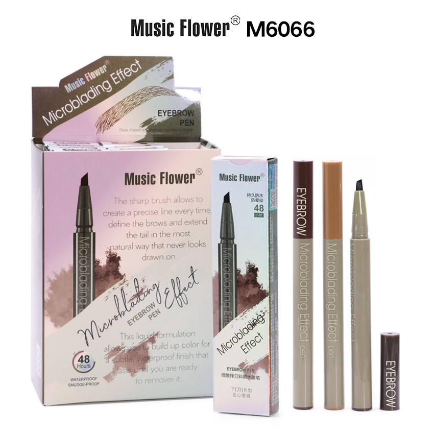 MUSIC FLOWER MICROBLADING EFFE