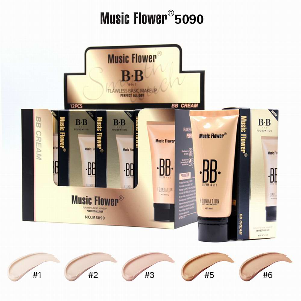Music Flower  4 in1 BB cream M5090