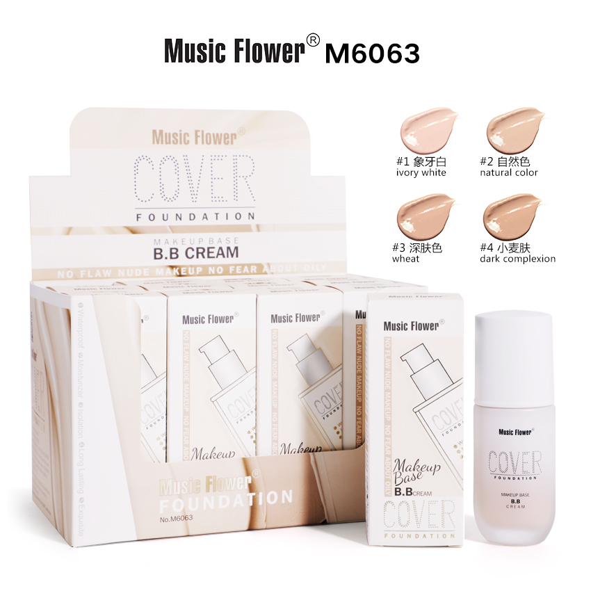 MUSIC FLOWER BB CREAM M6063