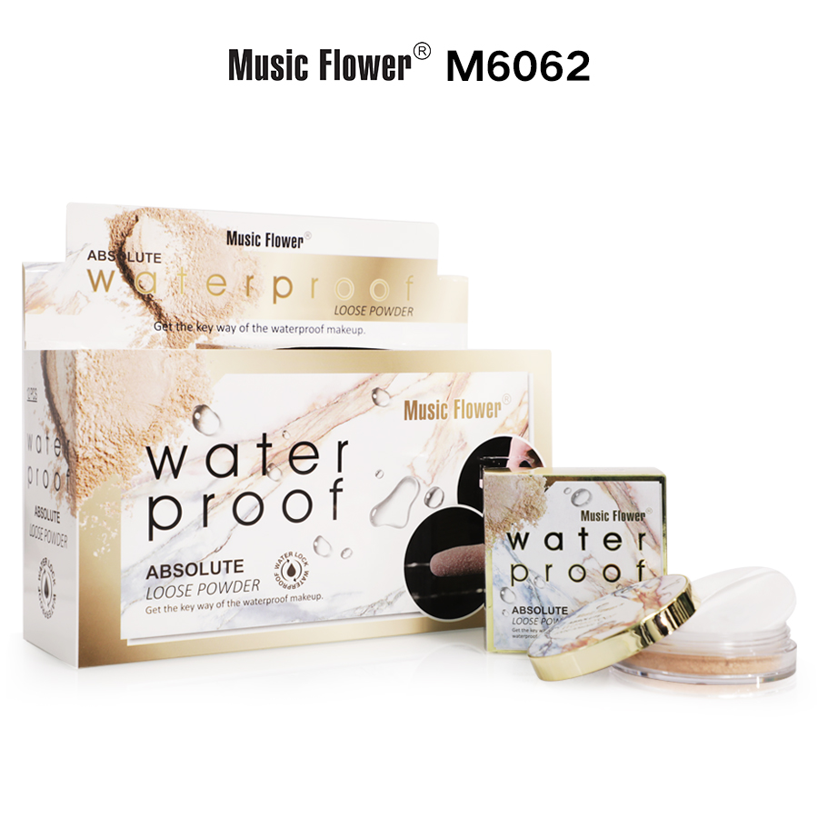 MUSIC FLOWER LOOSE POWDER M6062